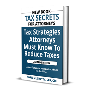 Tax Secrets for Attorneys book